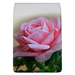 Rose Pink Flowers Pink Saturday Flap Covers (l)
