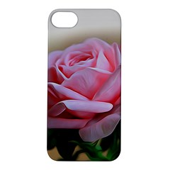 Rose Pink Flowers Pink Saturday Apple Iphone 5s/ Se Hardshell Case