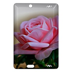 Rose Pink Flowers Pink Saturday Amazon Kindle Fire Hd (2013) Hardshell Case