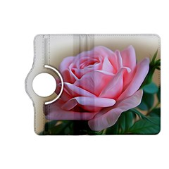 Rose Pink Flowers Pink Saturday Kindle Fire Hd (2013) Flip 360 Case