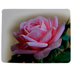 Rose Pink Flowers Pink Saturday Jigsaw Puzzle Photo Stand (rectangular)