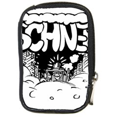 Snow Removal Winter Word Compact Camera Cases