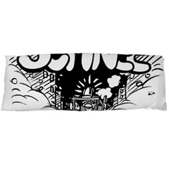 Snow Removal Winter Word Body Pillow Case Dakimakura (two Sides)