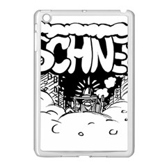 Snow Removal Winter Word Apple Ipad Mini Case (white)