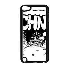Snow Removal Winter Word Apple Ipod Touch 5 Case (black)