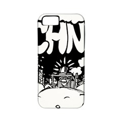 Snow Removal Winter Word Apple Iphone 5 Classic Hardshell Case (pc+silicone)