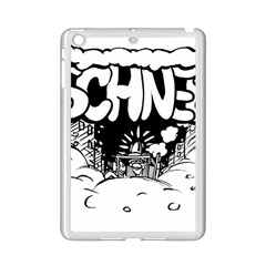 Snow Removal Winter Word Ipad Mini 2 Enamel Coated Cases