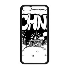 Snow Removal Winter Word Apple Iphone 5c Seamless Case (black)