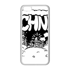 Snow Removal Winter Word Apple Iphone 5c Seamless Case (white)