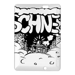 Snow Removal Winter Word Kindle Fire Hdx 8 9  Hardshell Case