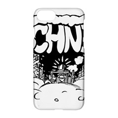 Snow Removal Winter Word Apple Iphone 7 Hardshell Case