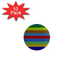 Pattern Background 1  Mini Magnet (10 Pack)