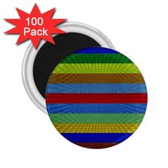 Pattern Background 2 25  Magnets (100 Pack)