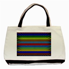 Pattern Background Basic Tote Bag (two Sides)