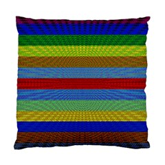 Pattern Background Standard Cushion Case (two Sides)