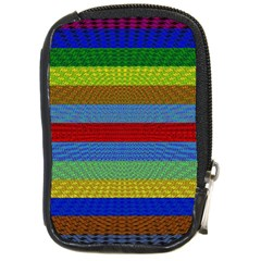 Pattern Background Compact Camera Cases