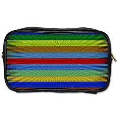 Pattern Background Toiletries Bags