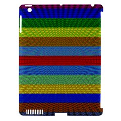 Pattern Background Apple Ipad 3/4 Hardshell Case (compatible With Smart Cover)
