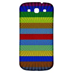 Pattern Background Samsung Galaxy S3 S Iii Classic Hardshell Back Case