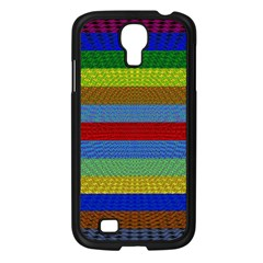 Pattern Background Samsung Galaxy S4 I9500/ I9505 Case (black)