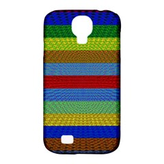 Pattern Background Samsung Galaxy S4 Classic Hardshell Case (PC+Silicone)