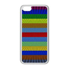Pattern Background Apple Iphone 5c Seamless Case (white)