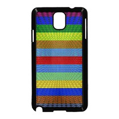 Pattern Background Samsung Galaxy Note 3 Neo Hardshell Case (black)
