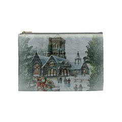 Santa Claus Nicholas Cosmetic Bag (medium)