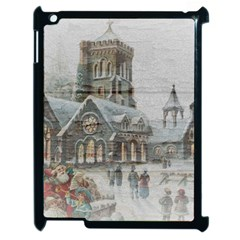 Santa Claus Nicholas Apple Ipad 2 Case (black)