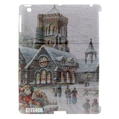 Santa Claus Nicholas Apple Ipad 3/4 Hardshell Case (compatible With Smart Cover)