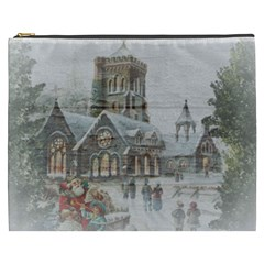 Santa Claus Nicholas Cosmetic Bag (xxxl)