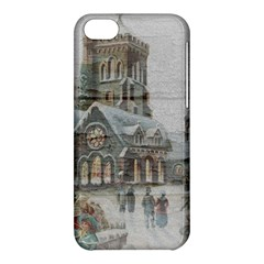 Santa Claus Nicholas Apple Iphone 5c Hardshell Case