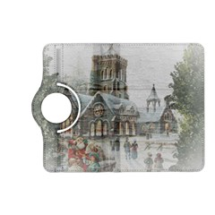 Santa Claus Nicholas Kindle Fire Hd (2013) Flip 360 Case