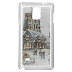 Santa Claus Nicholas Samsung Galaxy Note 4 Case (white)
