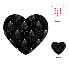 Star Tree Playing Cards (heart)