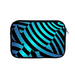 Turtle Swimming Black Blue Sea Apple MacBook Pro 15  Zipper Case