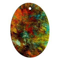 Mixed Abstract Ornament (oval)