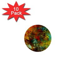 Mixed Abstract 1  Mini Buttons (10 pack)