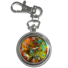 Mixed Abstract Key Chain Watches