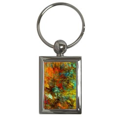 Mixed Abstract Key Chains (rectangle)