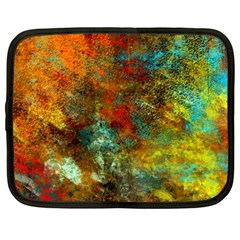 Mixed Abstract Netbook Case (xxl)
