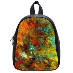 Mixed Abstract School Bags (Small)