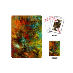 Mixed Abstract Playing Cards (Mini)
