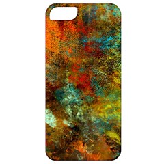 Mixed Abstract Apple Iphone 5 Classic Hardshell Case