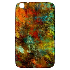 Mixed Abstract Samsung Galaxy Tab 3 (8 ) T3100 Hardshell Case