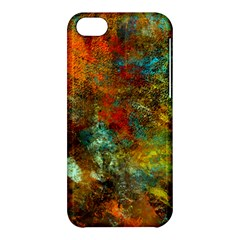 Mixed Abstract Apple iPhone 5C Hardshell Case