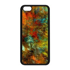 Mixed Abstract Apple iPhone 5C Seamless Case (Black)
