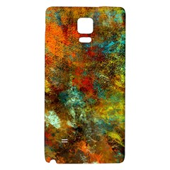 Mixed Abstract Galaxy Note 4 Back Case