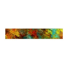 Mixed Abstract Flano Scarf (mini)