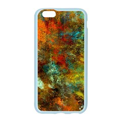 Mixed Abstract Apple Seamless iPhone 6/6S Case (Color)